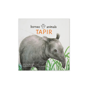 (B. Hon) Borneo Animals - Tapir