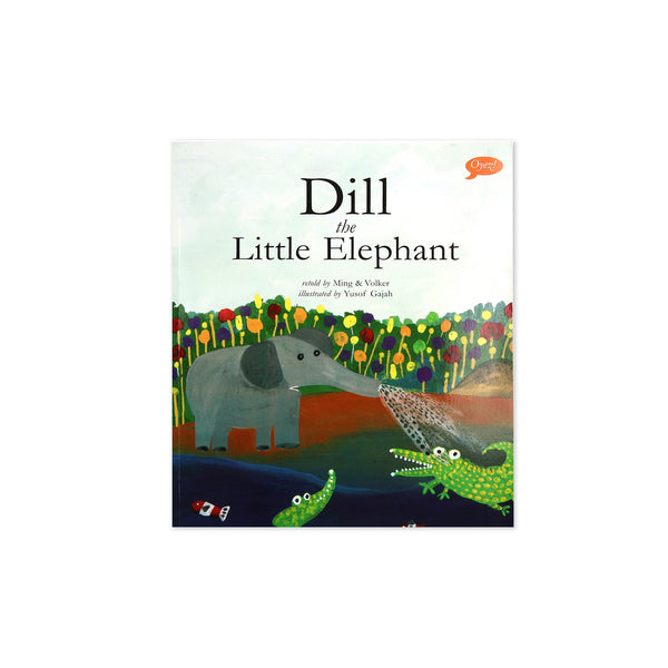 (M & V) Dill the Little Elephant