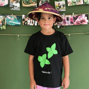 ESR Sayur Shirts (Kids) - Mint To Be
