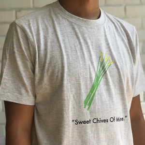 ESR Sayur Shirts - Sweet Chives of Mine