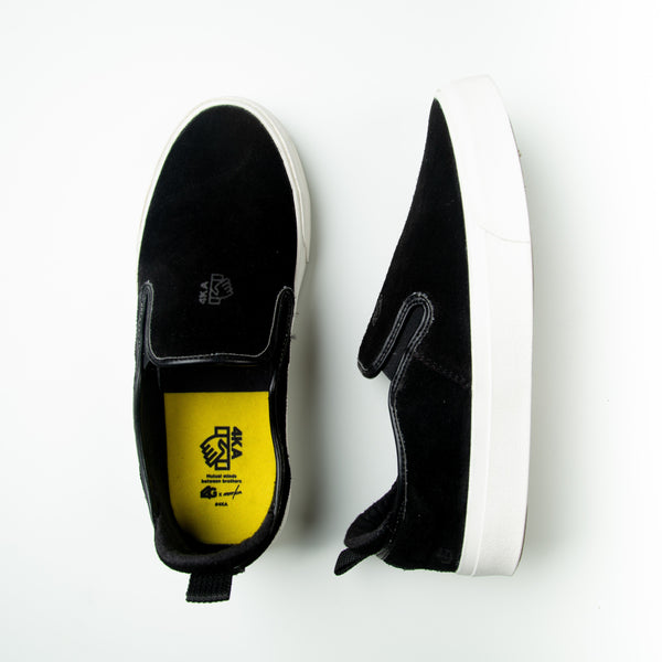 Fourgive Footwear Skate Shoes - 4KA Slip On