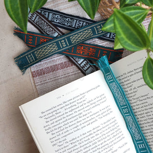 malaysian craft bookmark