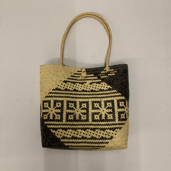 Helping Hands Penan Rattan Tote Bag (S)
