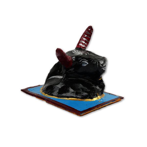Hla Day Papier Mache Wall Head - Buffalo