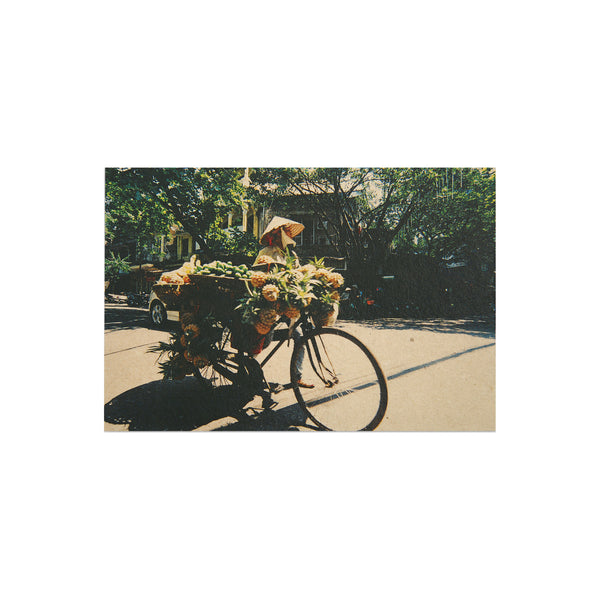 Zo Project Postcard - Hanoi // Fruit Bike
