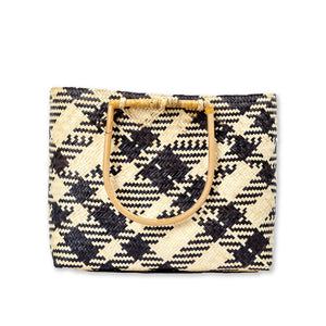 Helping Hands Penan Rattan Handbag (S)