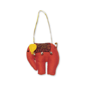 Hla Day Animal Ornament - Elephant