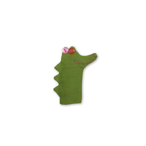 Hla Day Finger Puppet - Crocodile