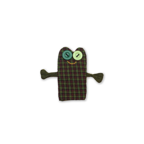 Hla Day Finger Puppet - Frog
