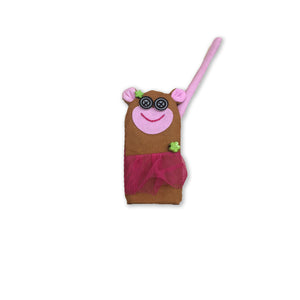 Hla Day Finger Puppet - Monkey Girl