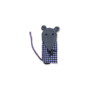 Hla Day Finger Puppet - Mouse
