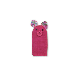 Hla Day Finger Puppet - Pig