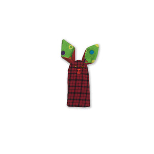 Hla Day Finger Puppet - Rabbit