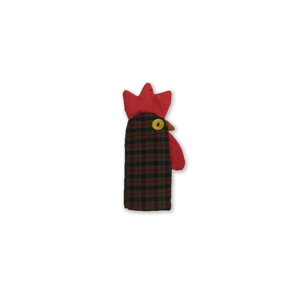 Hla Day Finger Puppet - Rooster