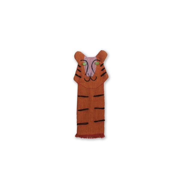 Hla Day Finger Puppet - Tiger