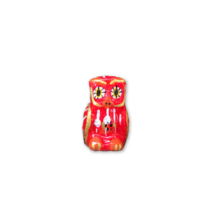 Hla Day Papier Mache Animal (Mini) - Owl