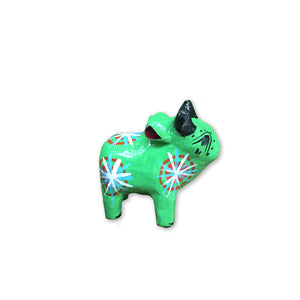 Hla Day Papier Mache Animal (Mini) - Ox