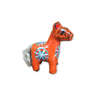 Hla Day Papier Mache Animal (Mini) - Zebra