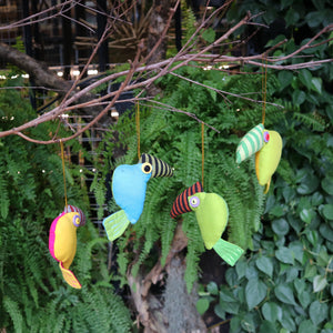 Hla Day Animal Ornament - Toucan