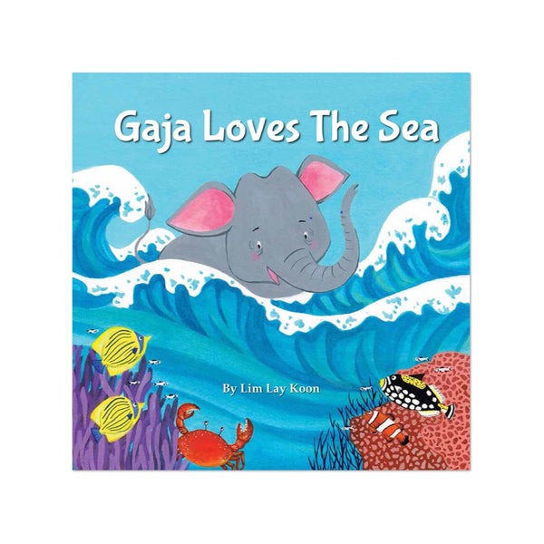 (L.K Lim) Gaja Loves the Sea (SB)