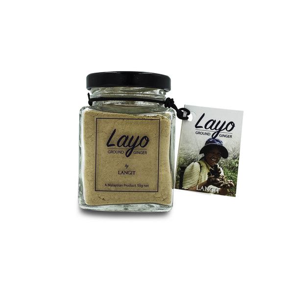 LANGIT Layo (Ground Ginger)