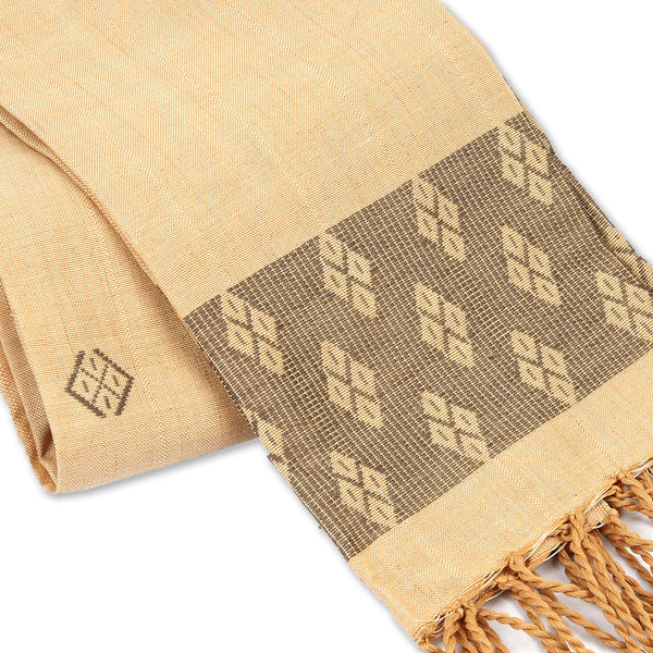 Limpapeh Scarf - Brown