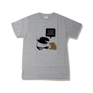MUOC Adult's T-shirt - Light Grey