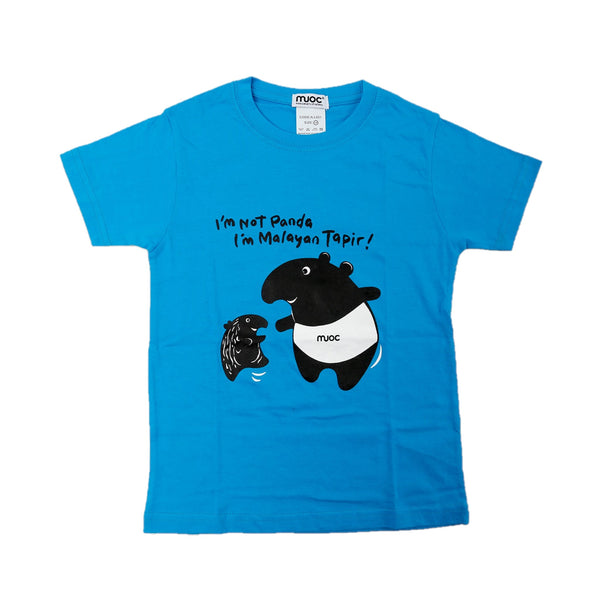 MUOC Kid's T-shirt - Blue