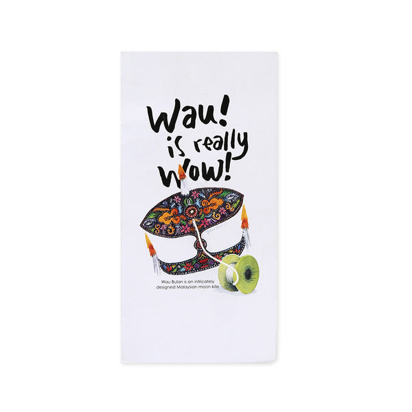 MUOC Pop-up Card - Wau