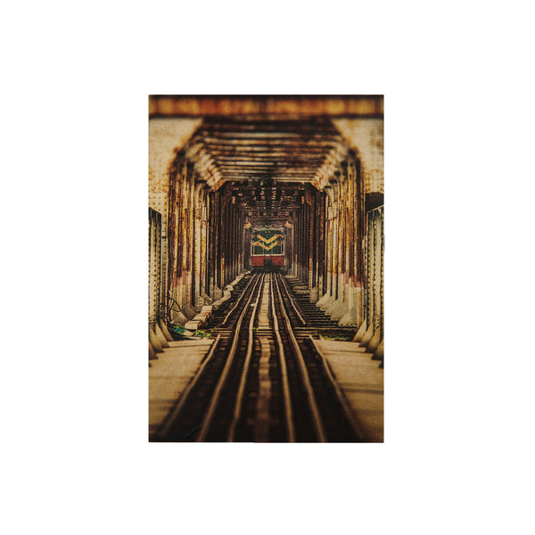 Zo Project Postcard - Marcus Lacey // Railway