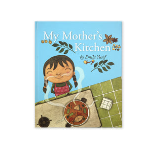 (E. Yusof) My Mother's Kitchen