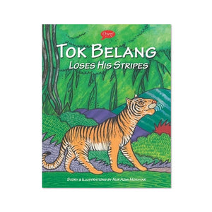 (N.A Mokhtar) Tok Belang Loses His Stripes