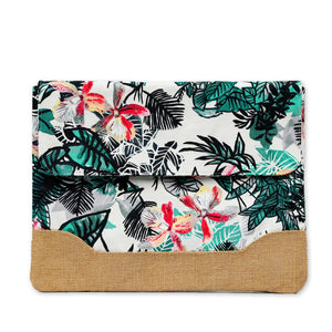 "Nazanin Laptop Bag 13"" - Forest"
