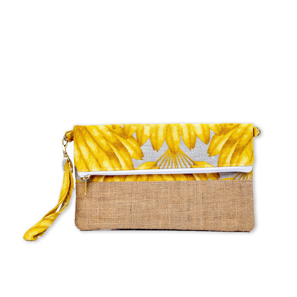 Nazanin Clutch - Bananas