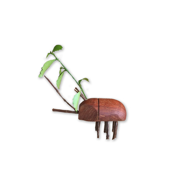 One4One Wooden Animal - Beetle Branch