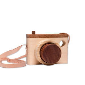 One4One Wooden Toy Camera - M