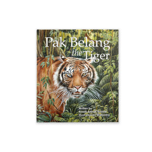 (R.A. Rashidi) Pak Belang The Tiger (HC)