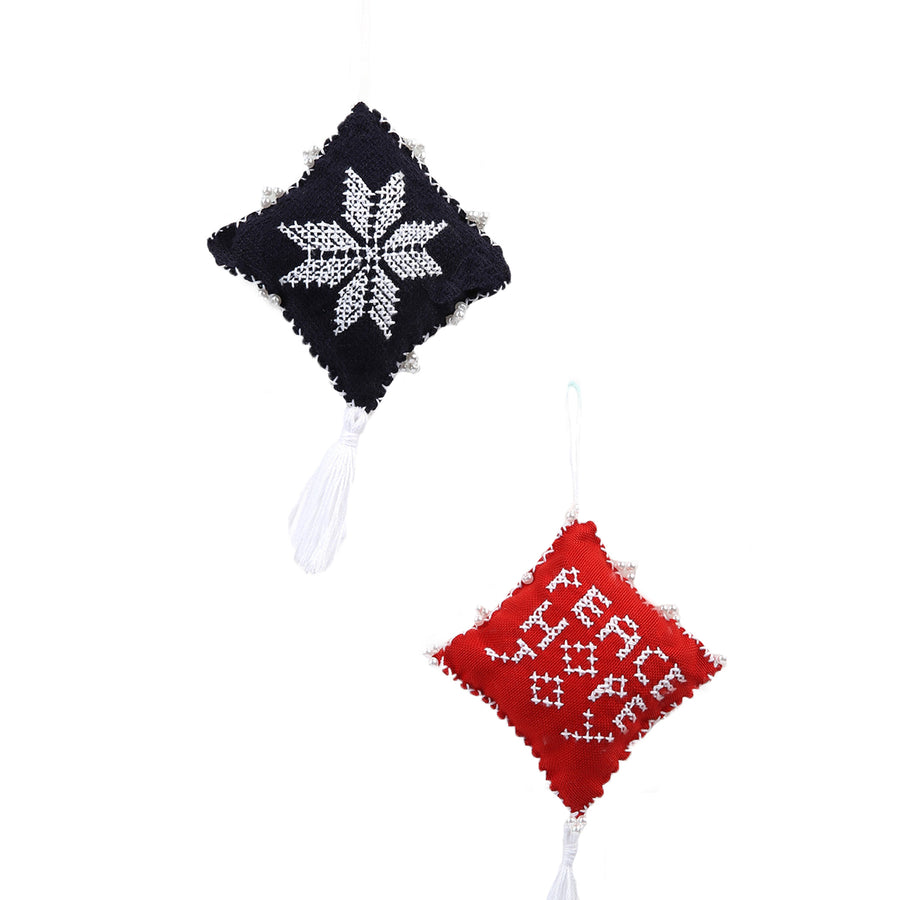 Parastoo Afghan Christmas Ornaments