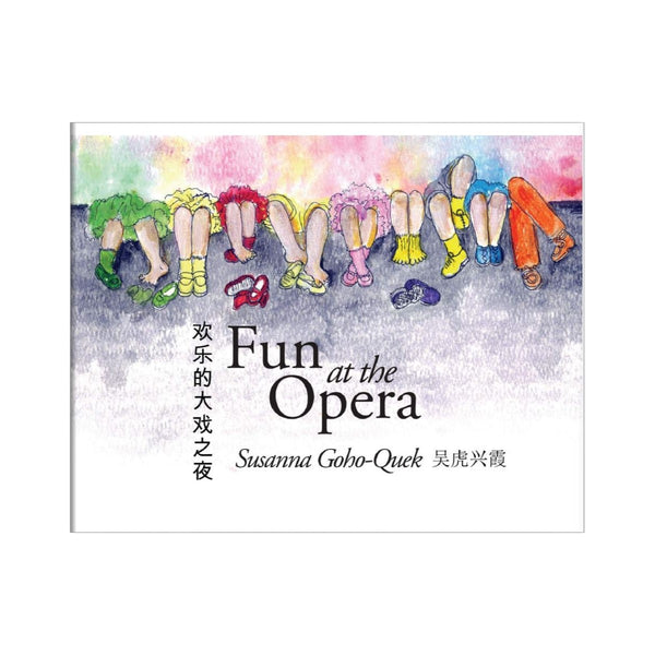 (S. Goho) Fun at the Opera