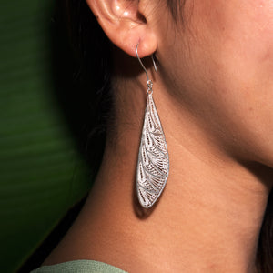 Selaka Kotagede Earrings - Termite wings