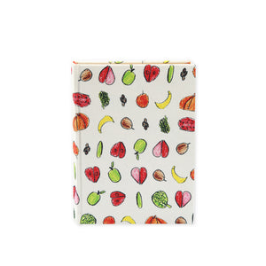 Tohe A5 Notebook - Fruits