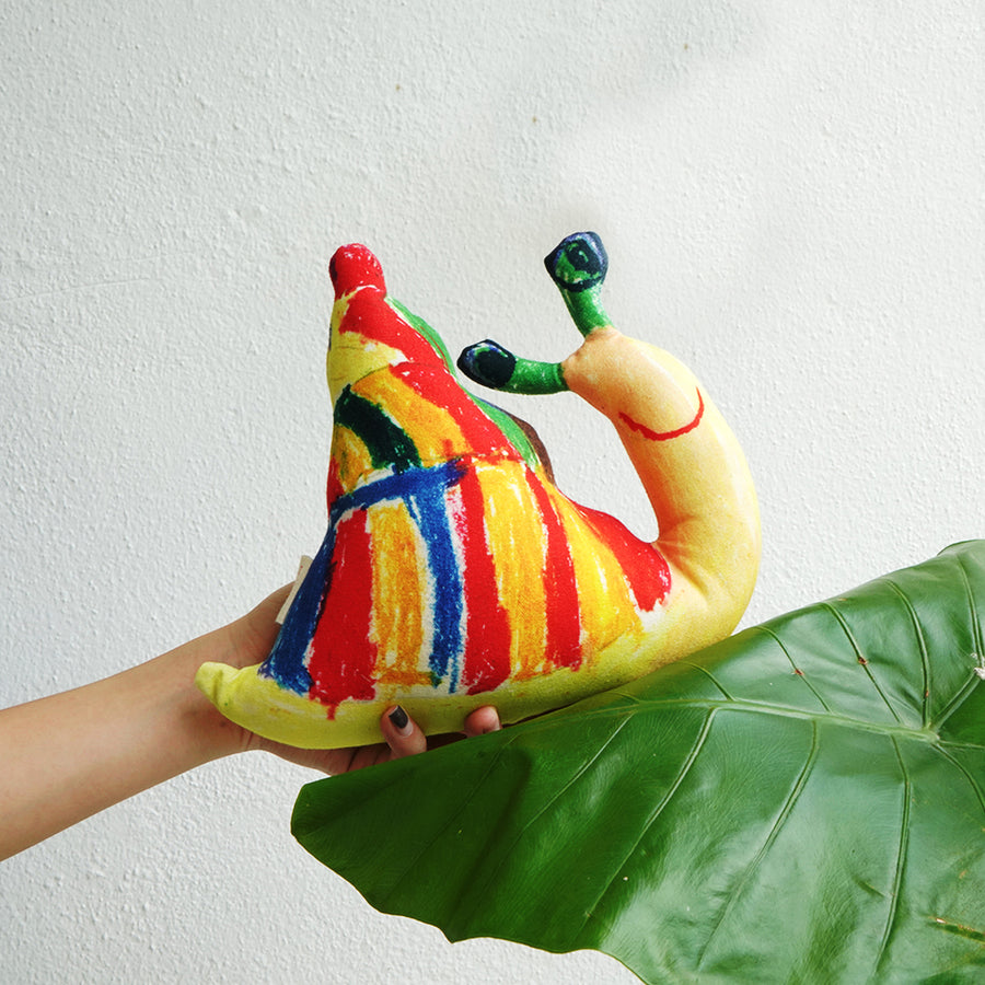 Tohe Soft Toy - Snail