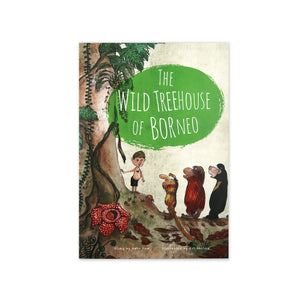 (G. Hew) The Wild Treehouse of Borneo