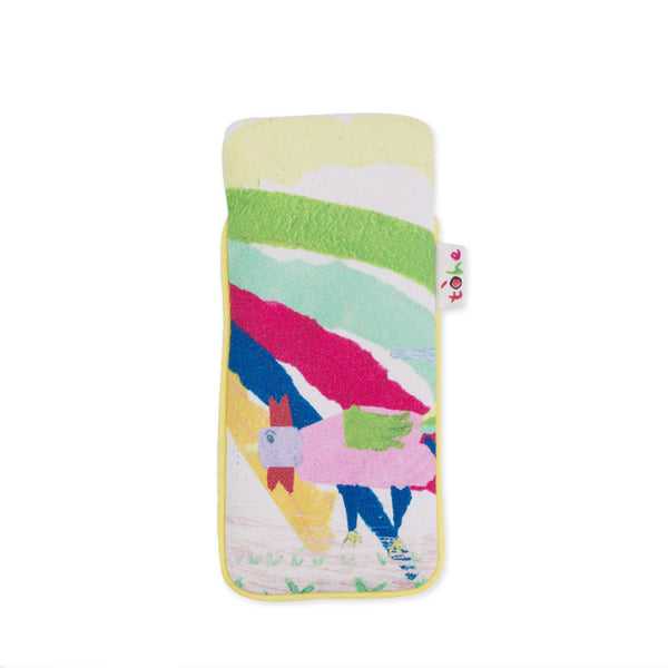 Tohe Glasses Case - Rooster