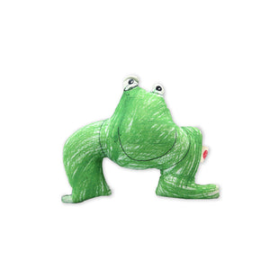 Tohe Soft Toy - Frog