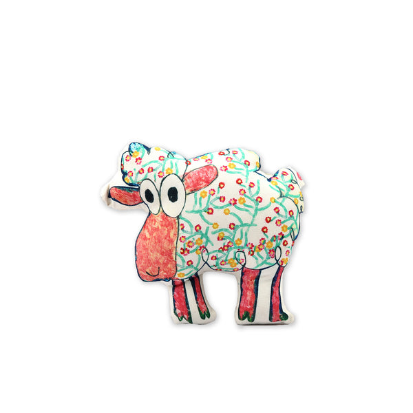 Tohe Soft Toy - Lamb