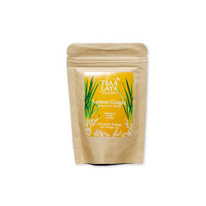 Tsaa Laya Tea Pouch - Lemon Ginger