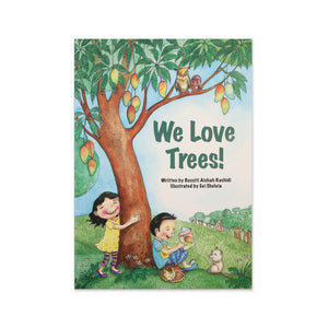 (R.A. Rashidi) We Love Trees