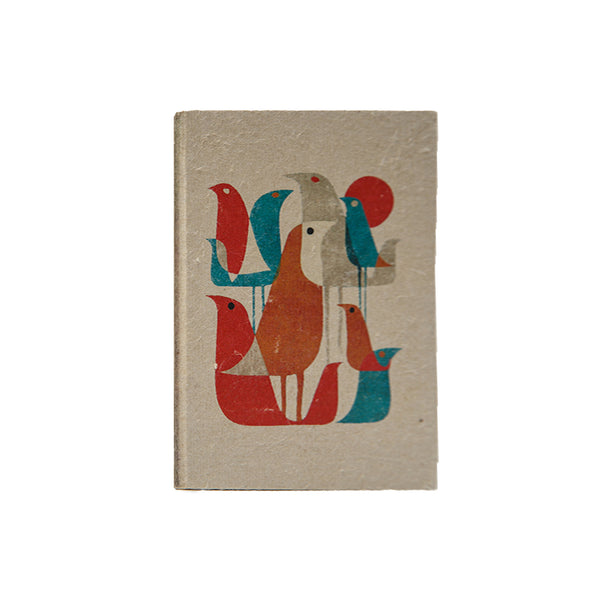 Zo Project Notebook - Animalia Collection (Bird)