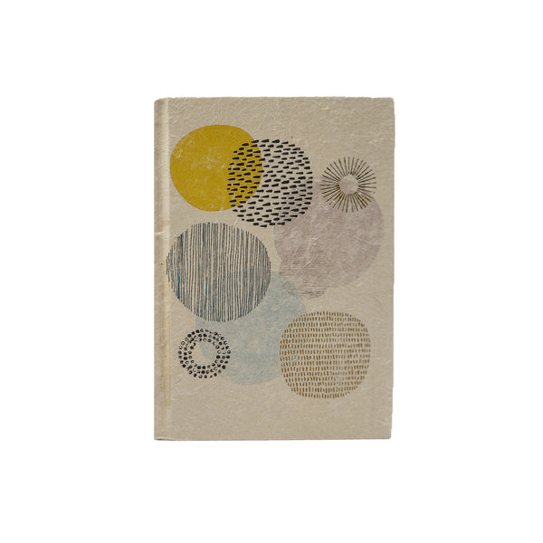 Zo Project Notebook - Summer Senses Collection (Circles Landscape)